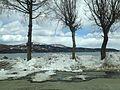 Lake Yamanakako from bus for Kawaguchiko Station 4.jpg