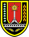 Official seal of Semarang