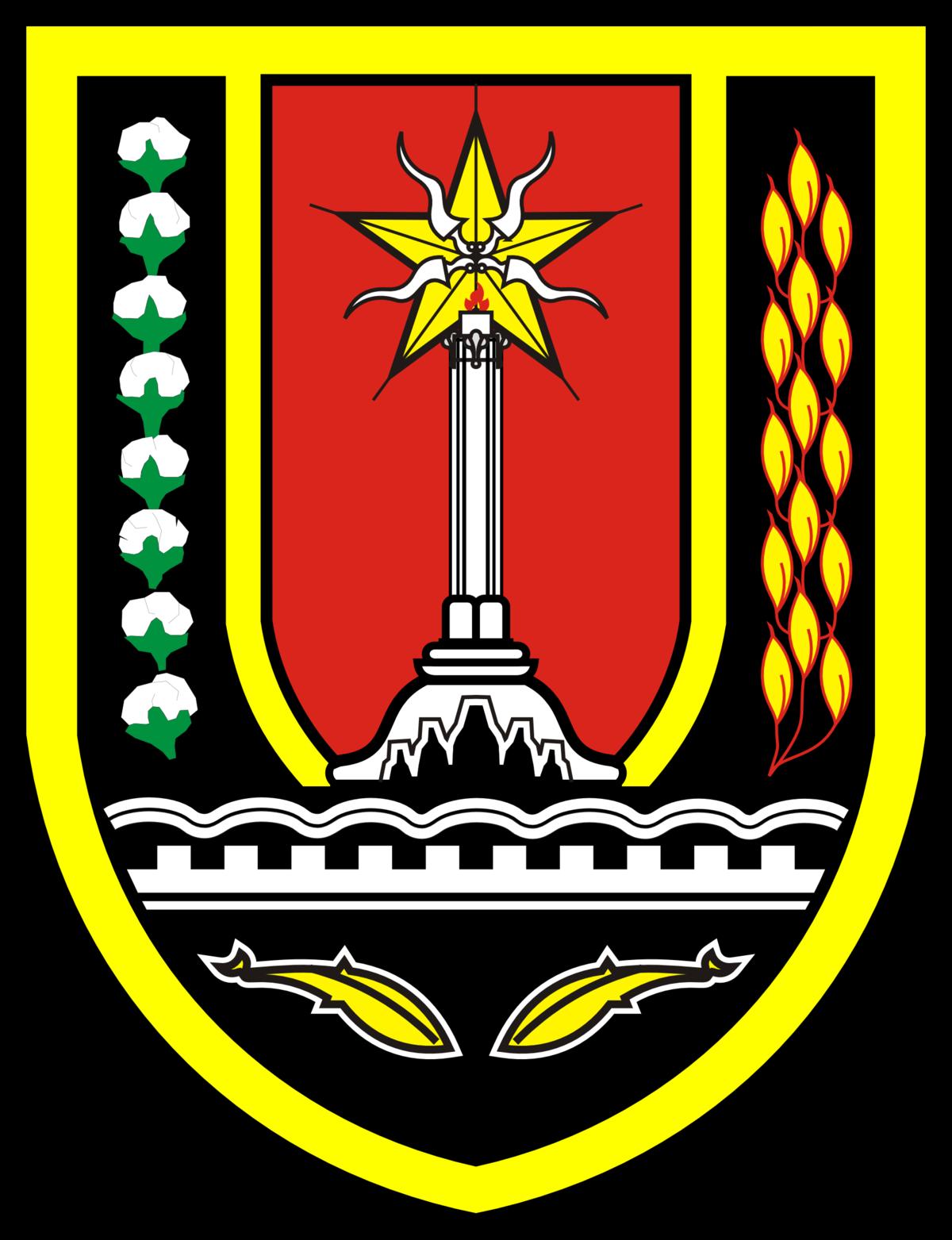 Berkas Lambang Kota Semarang Png Wikipedia Bahasa Indonesia Ensiklopedia Bebas