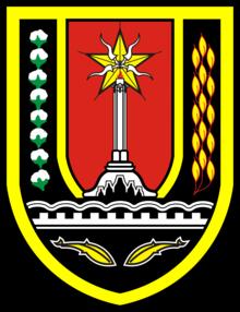 Daftar kecamatan dan kelurahan di Kota Semarang