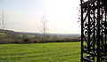 Landscape south from St Thomas' Church, Upshire, Essex, England 01.jpg