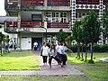 Lanyu Senior High School Students 2010-9-13.jpg