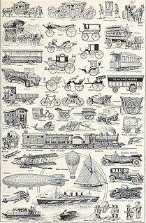 Land transport Mode of transport