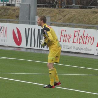 Lars Øvernes Norwegian footballer