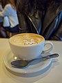 Latte Art - Harajuku (28080156238).jpg