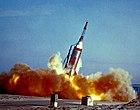 Launch of Little Joe 1B, January 21, 1960