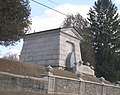 Laurel Glen Mausoleum, Shrewsbury, Vermont.jpg