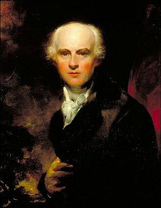 Joseph Farington - Joseph Farington (1794–95) by Thomas Lawrence
