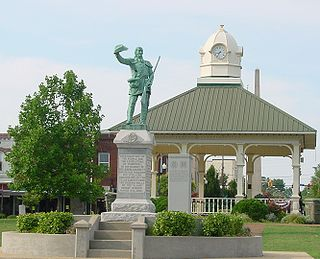 Lawrenceburg, Tennessee City in Tennessee, United States
