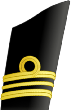Corvette captain - Image: Lcdr Can 2010