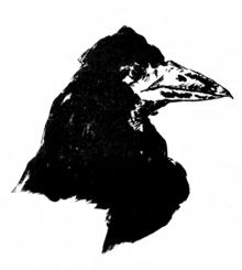 """Résultat de recherche d'images pour """"mallarme manet le corbeau"""""""