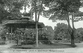 Grand Rond (jardin) — Wikipédia