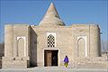 Le mausolée Tchachmaï Ayub (Boukhara, Ouzbékistan) (5684131983).jpg