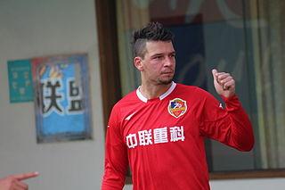Leandro Netto de Macedo Brazilian footballer