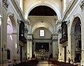 Lecce, sant'irene, interno, 01.jpg