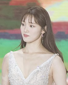 Lee Sung-kyung at 32nd Golden Disc Awards, 10 January 2018.jpg