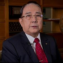Lee Tien-yu, former Minister of National Defense (2017) 前國防部部長李天羽.jpg