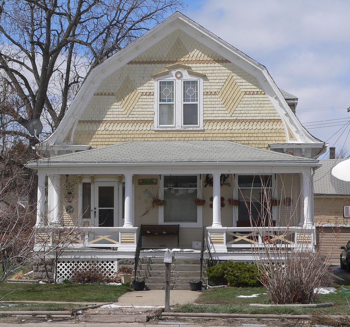 Lee and Gottliebe Fritz House - Wikipedia