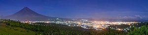 Legazpi City at Night