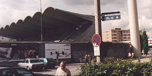 Stadion Lehen - Stadion Lehen