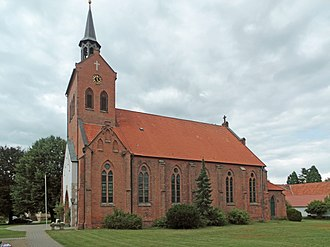 Leiferde - The lutheran church