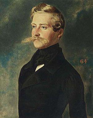 Prince Leopold of Saxe-Coburg and Gotha - Image: Leopoldkoháry