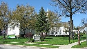 Westfield Center, Ohio - Church in Westfield Center