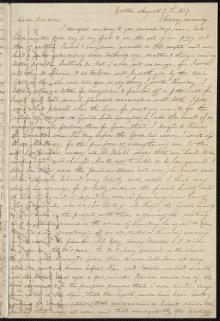 Letter from Anne Warren Weston to Caroline Weston; Monday, August 7, 1837.djvu