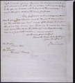 Letter from John Marshall to Henry Clay and Philemon Thomas, page 2.tif