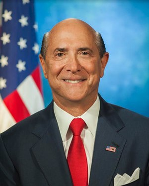 United States Ambassador to Italy - Image: Lewis Eisenberg official photo