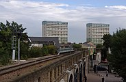 Leytonstone High Road railway station MMB 08.jpg