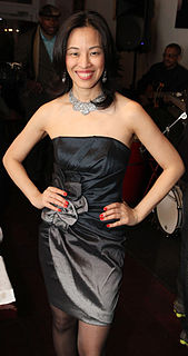 Lia Chang American actress, photographer and journalist