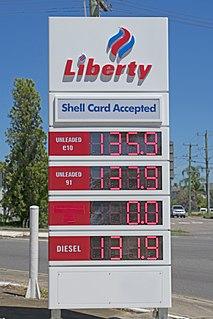 Biofuel in Australia