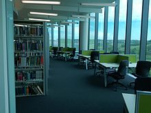 Rober Gordon University Journalism Building
