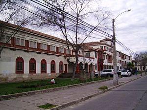 Liceo gregorio Frontal 1