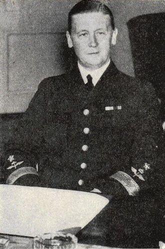Chief of Air Force (Sweden) - Image: Lieutenant General Torsten Friis