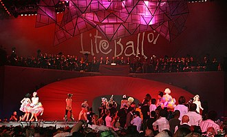 Life Ball - Opening show of Life Ball 2007