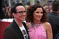 Life Ball 2014 red carpet 007 Sandra König Peter L Eppinger.jpg