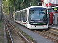 Ligne T du tramway de Lille - Roubaix - Tourcoing - Rame 2013 - Foch.JPG