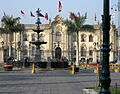 Lima Peru - City of kings - Government Palace.jpg