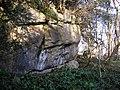 Limestone outcrop on Round Top, Cringlebarrow - geograph.org.uk - 1601555.jpg