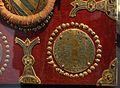 Limoges, cassone araldico di riccardo di cornovaglia, 1258 ca. 11.jpg