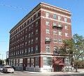 Lincoln Hotel (Scottsbluff, Nebraska) from NW 1.JPG