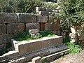 Lisos - Asklepios-Tempel Altar.jpg