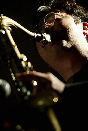 Liu Yuan (musician) - Photo by SHEN Bohan
