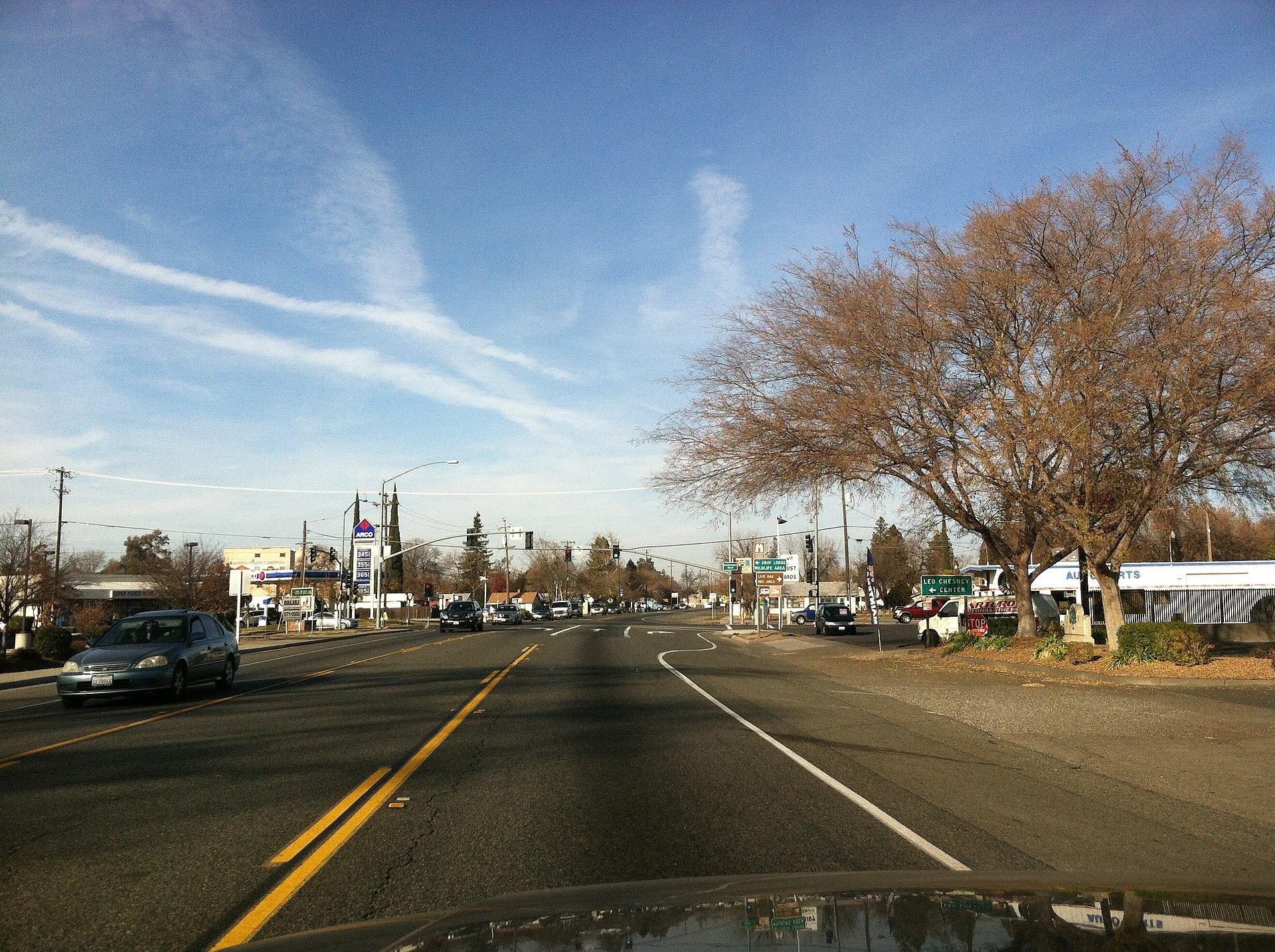 Live Oak, Sutter County, California - Wikipedia