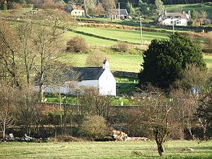Llangar - Image: Llangar Church. geograph.org.uk 559314