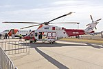 Lloyd Off-Shore Helicopters (VH-NVE) AgustaWestland AW139 at the 2019 Australian International Airshow.jpg