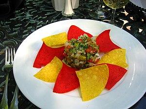 Ceviche - Mexican ceviche