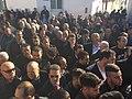 Locals in Komotini await the arrival of -Turkey's President Erdogan, December 7 2017 b.jpg